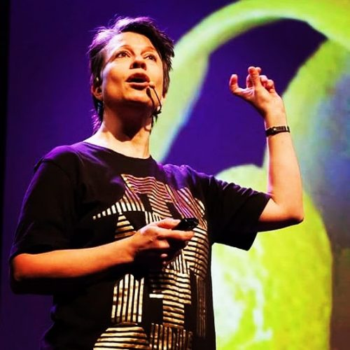 Christine Calvert foredrag