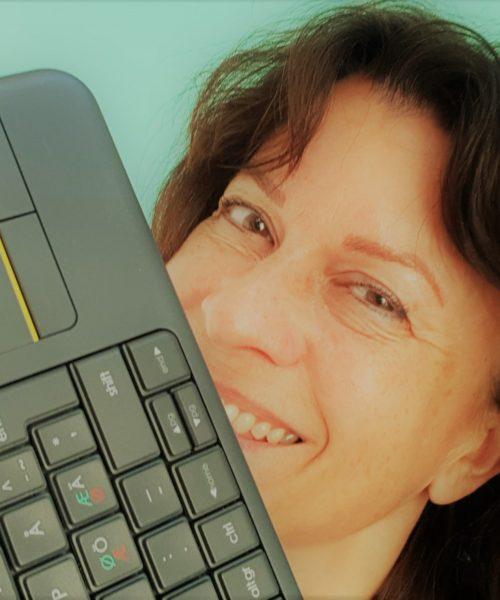 Tekstdoktor på tasta-tur